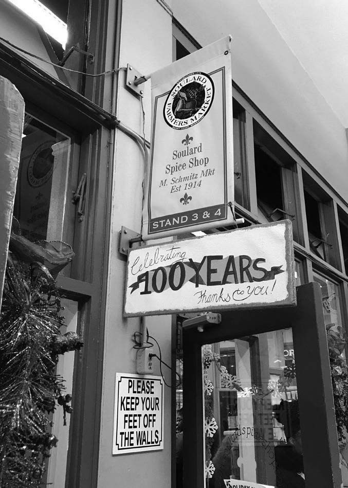 The Soulard Spice Shop celebrated its 100-year anniversary in 2014.