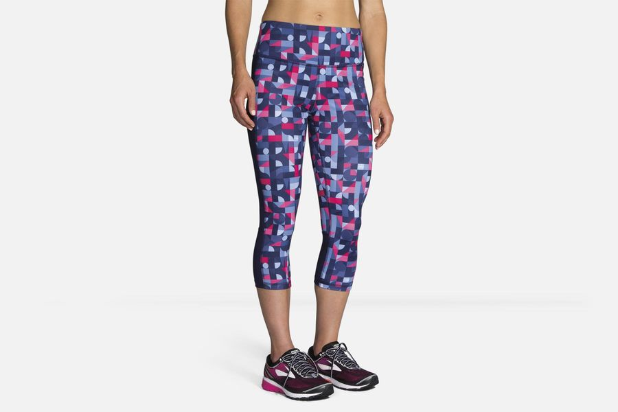 breathable. warm. stylish. - Crops for any runner.
