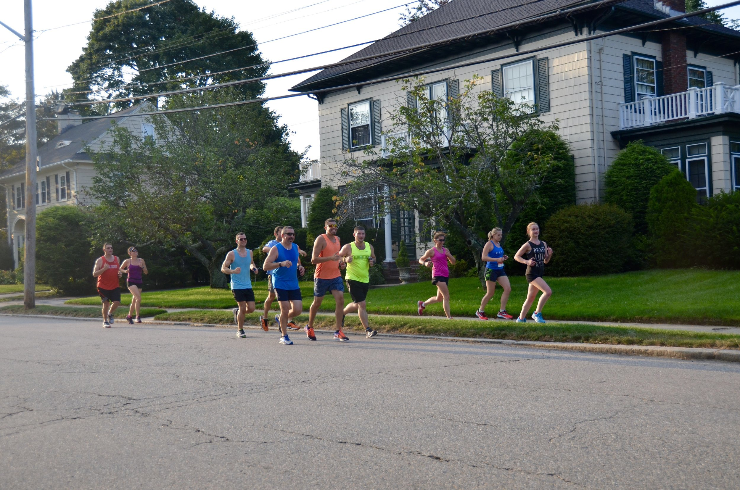 run - together.