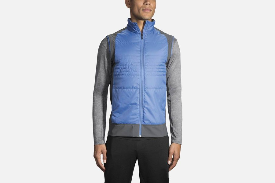 lightweight. thermal. wind-proof. - The perfect fall/winter vest.