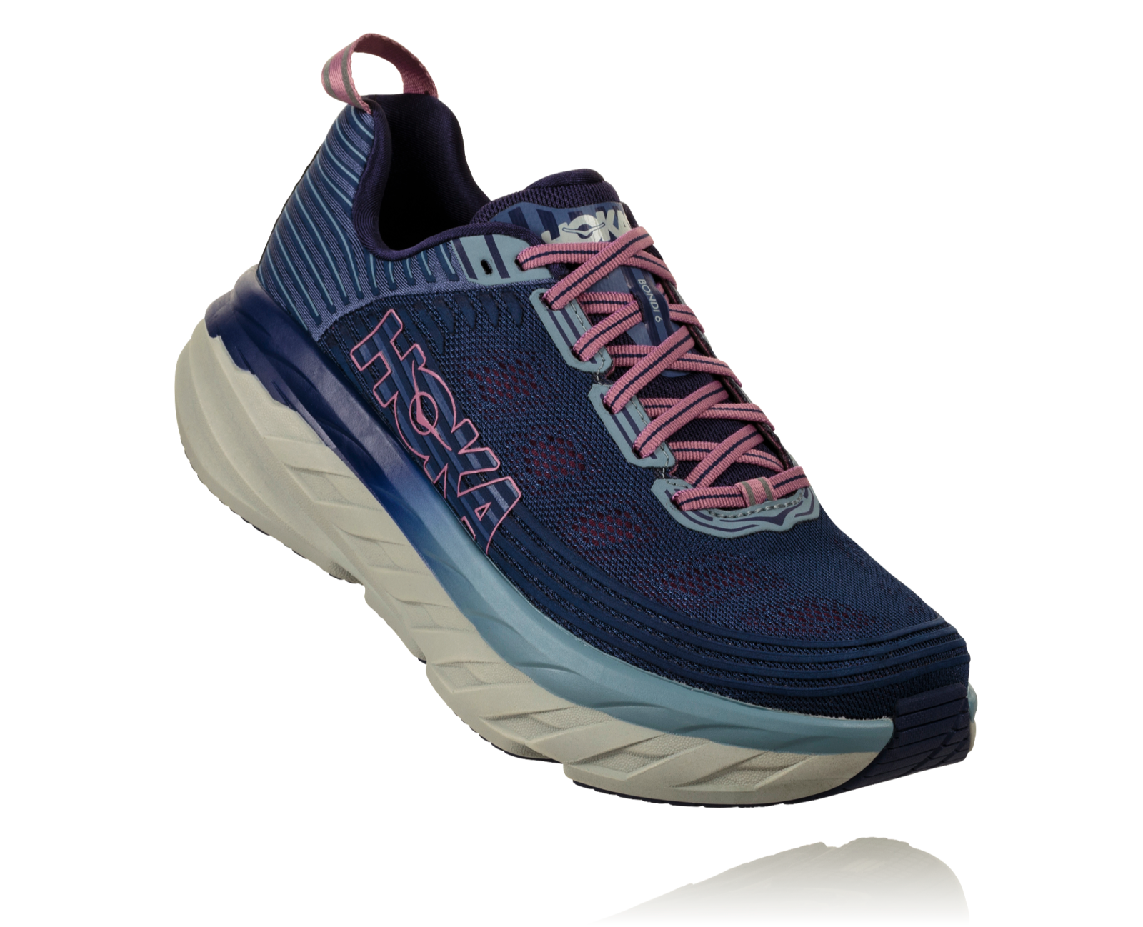 Hoka Bondi - Go Long.