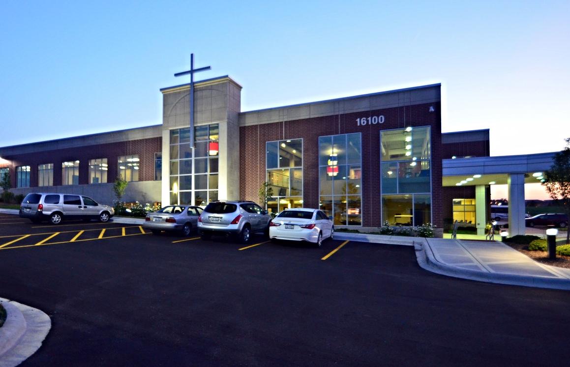 Religious   Spaces for Worship