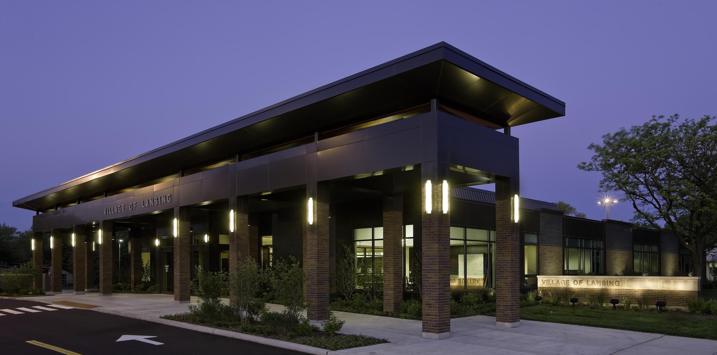 Lansing Municipal Center