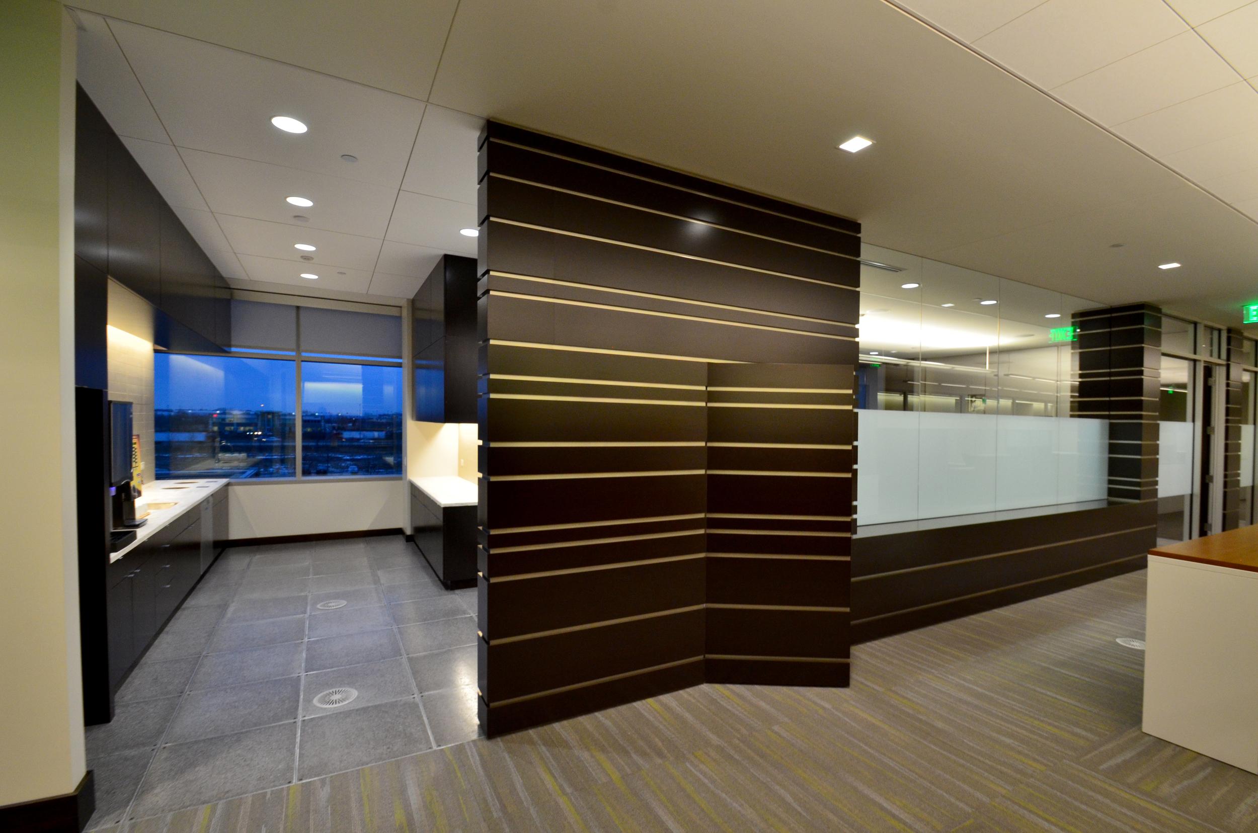 Panduit HQ    Legal Offices