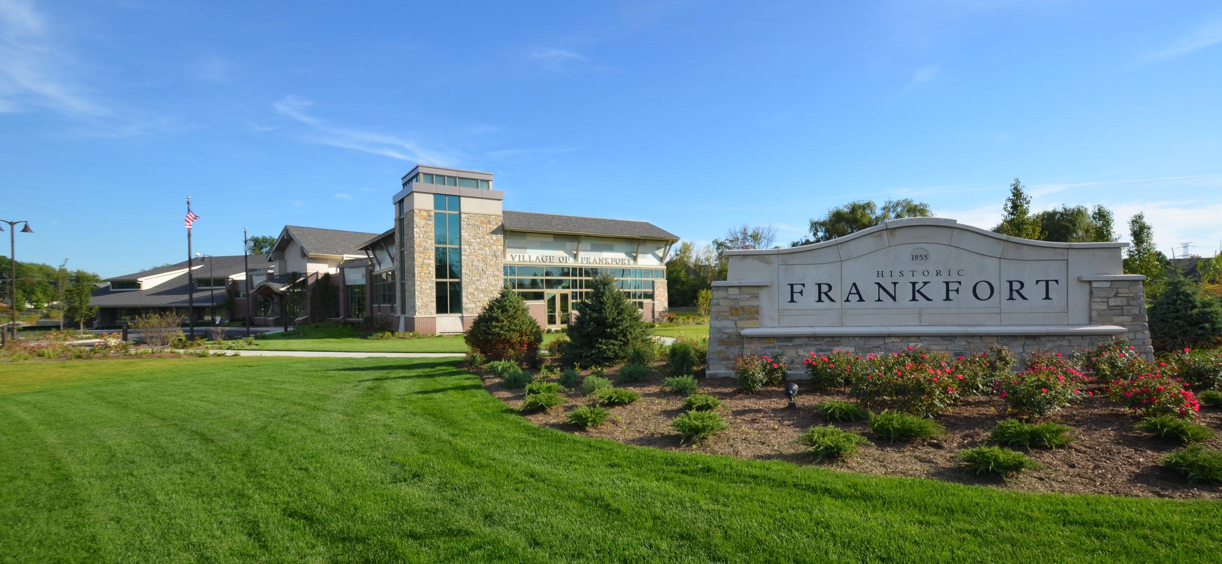 FRANKFORT VILLAGE HALL    Frankfort, IL