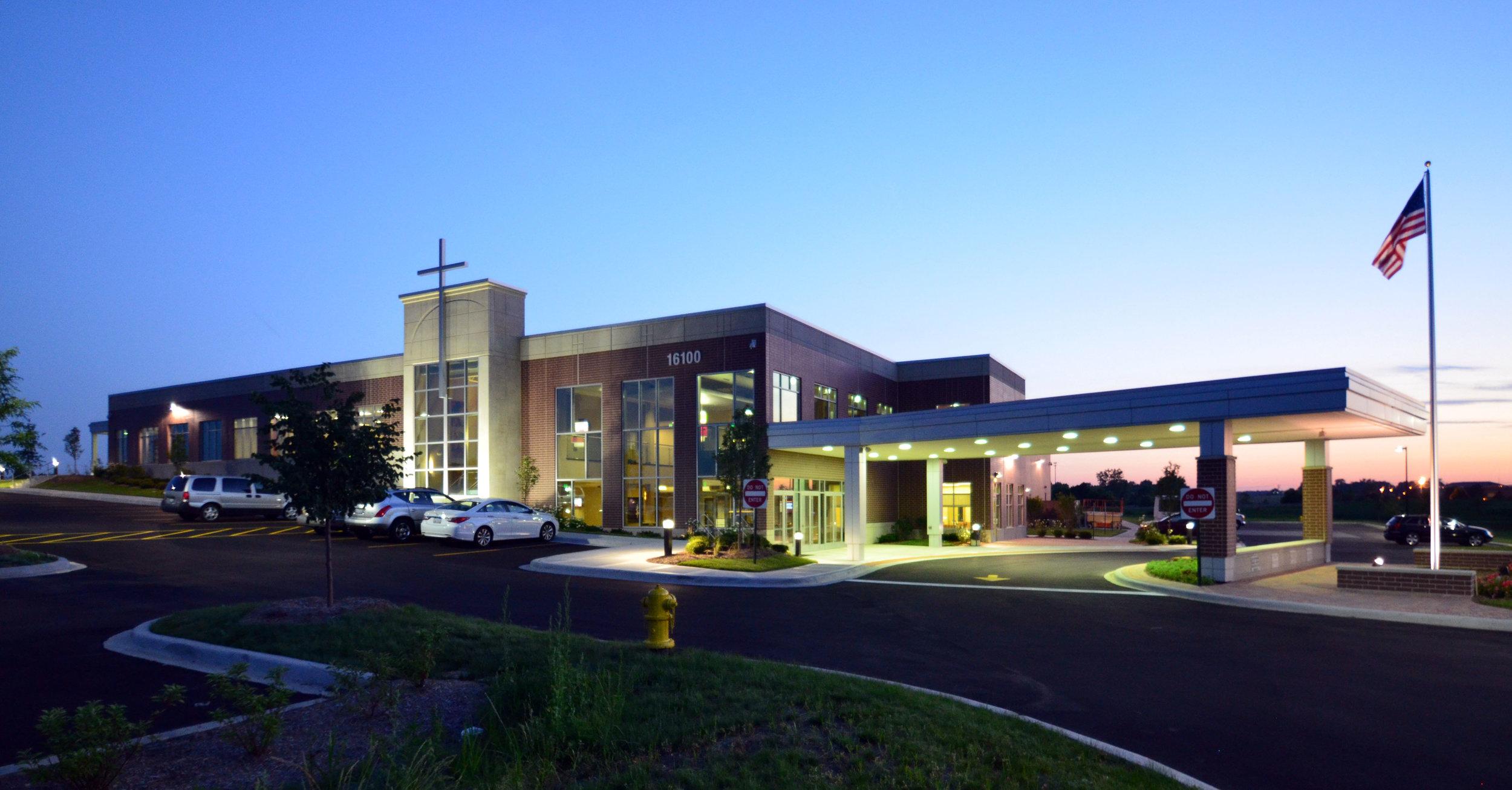 CALVARY CHURCH    Orland Park, IL