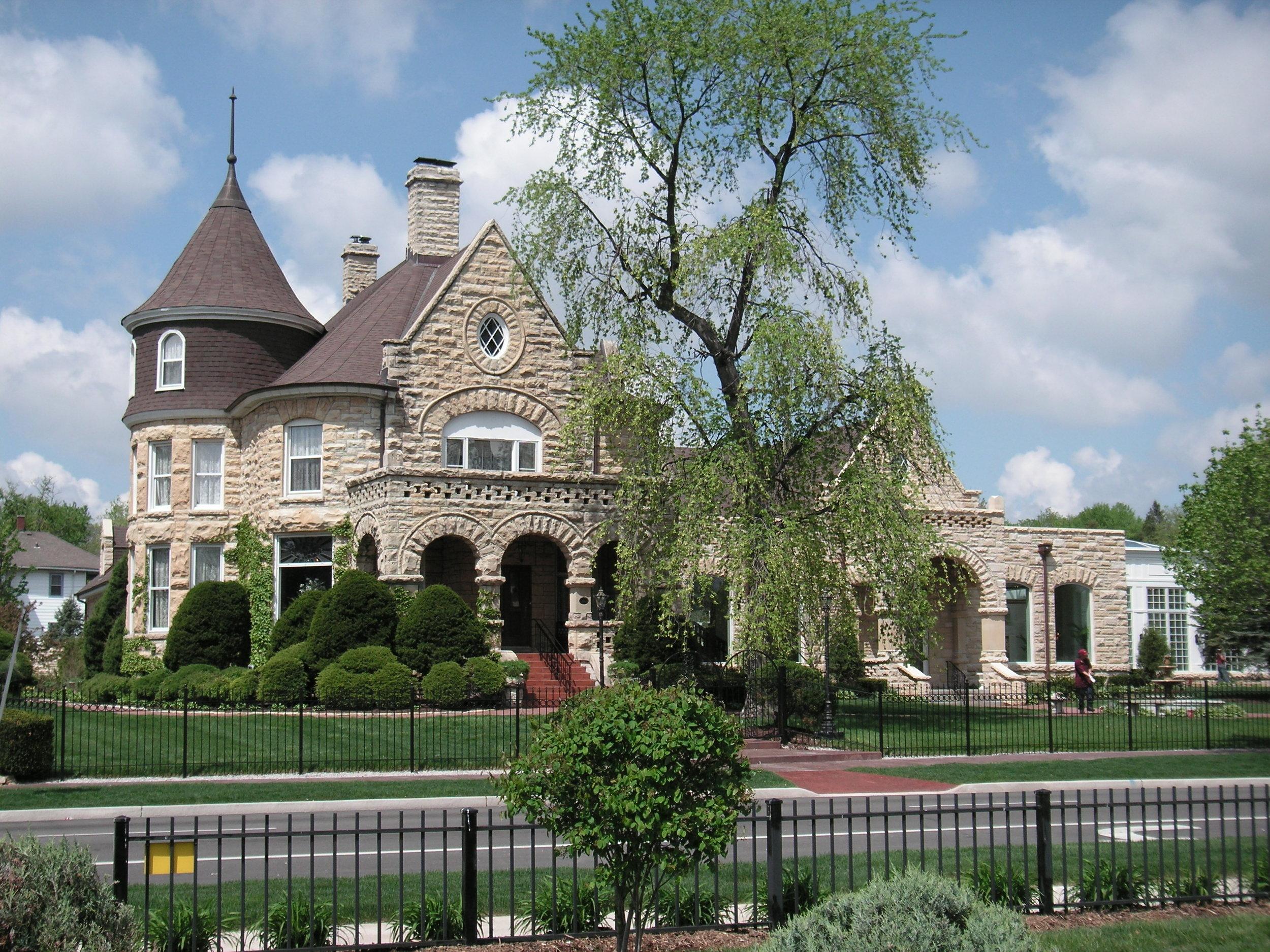 PATRICK HALEY MANSION    Banquet Hall Expansion    Joliet, IL