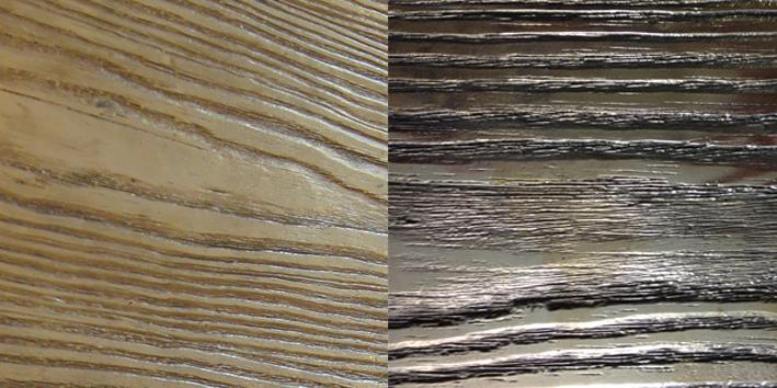 ACABADOS DE BRONCE Bronze Natural Polished / Bronze Dark Patina