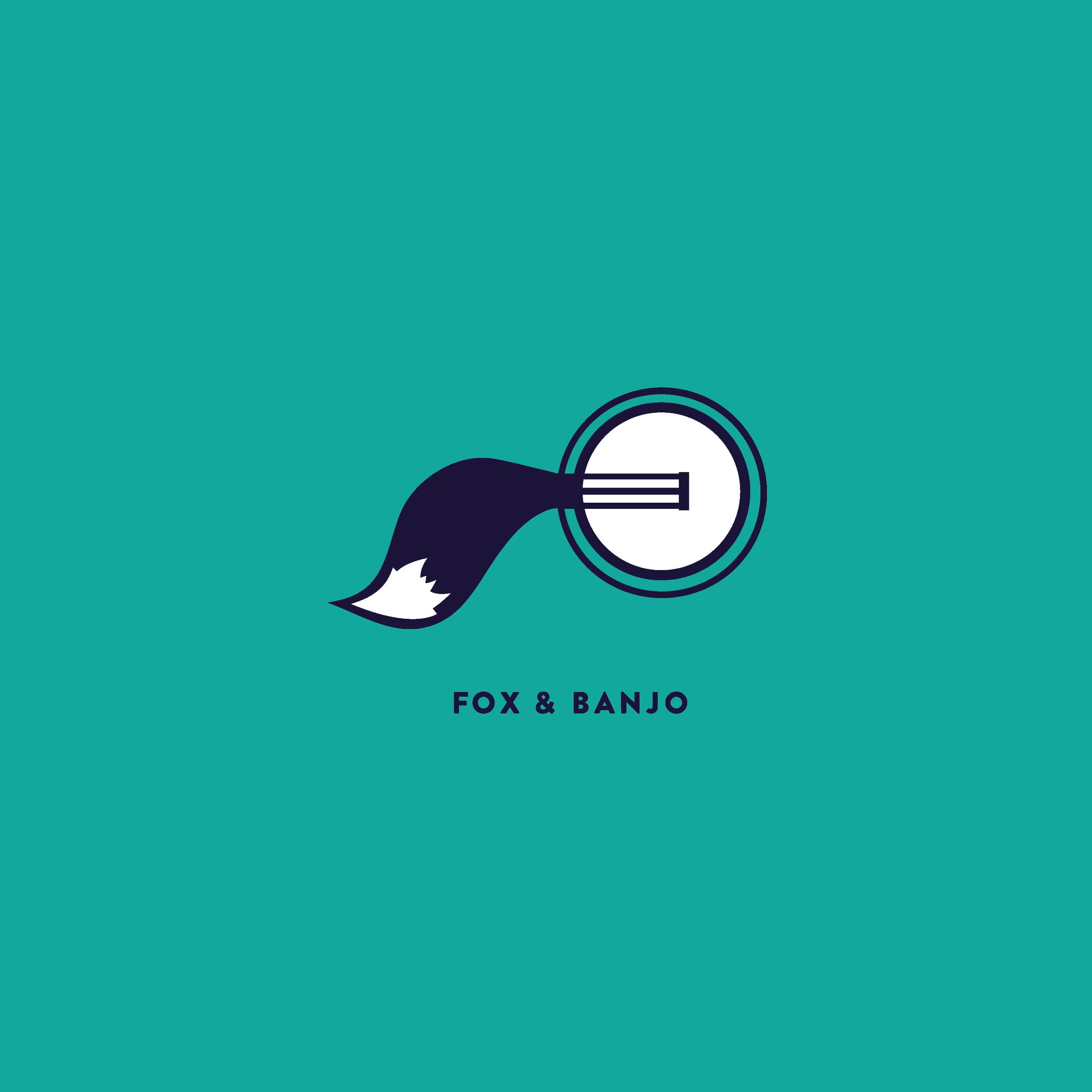 Fox and Banjo Logo