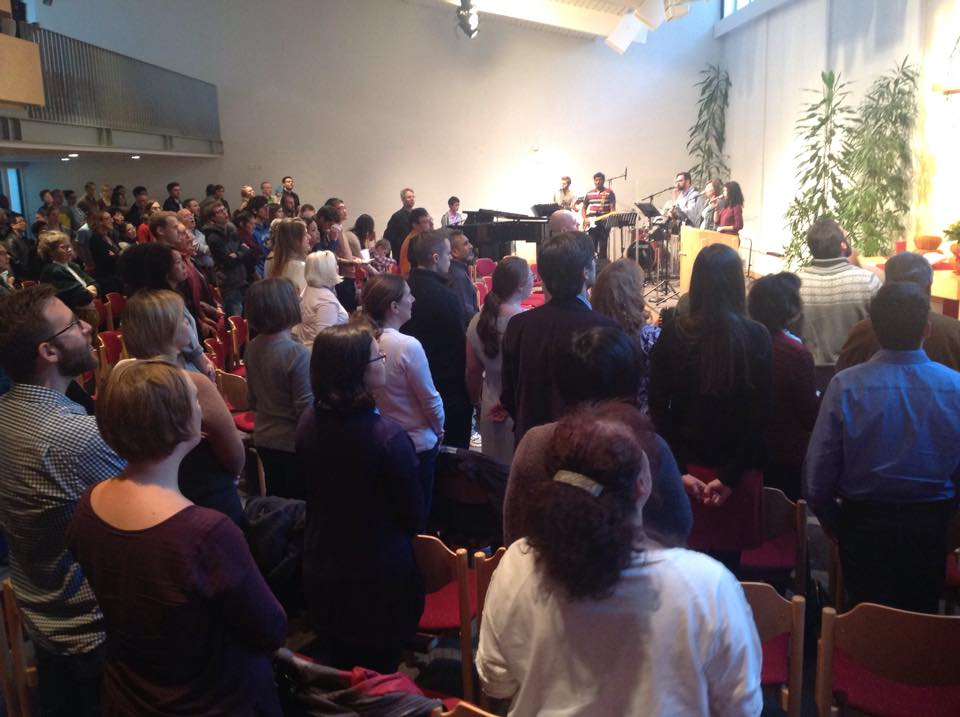 Worship at MICC on Sunday, October 25.