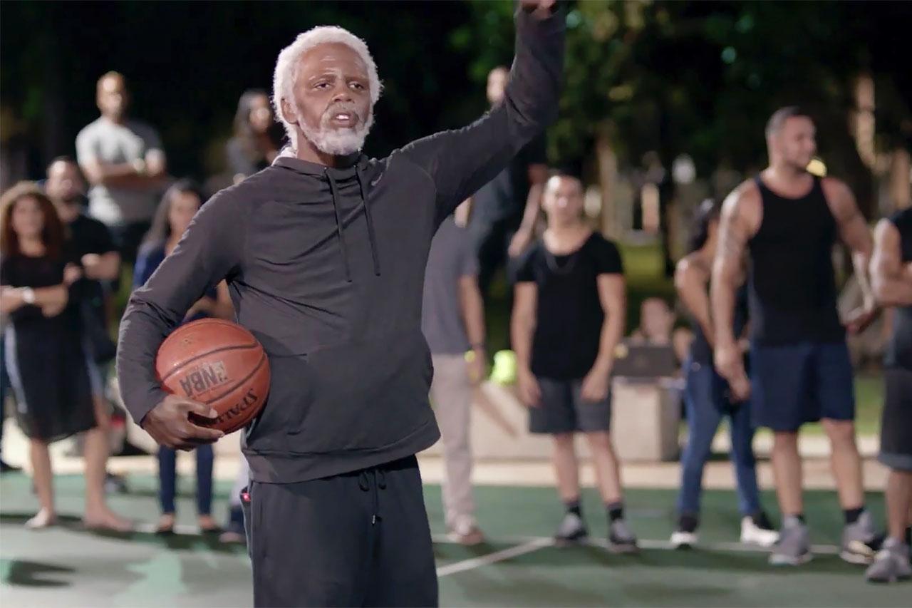 Cavaliers' Kyrie Irving as Pepsi's Uncle Drew