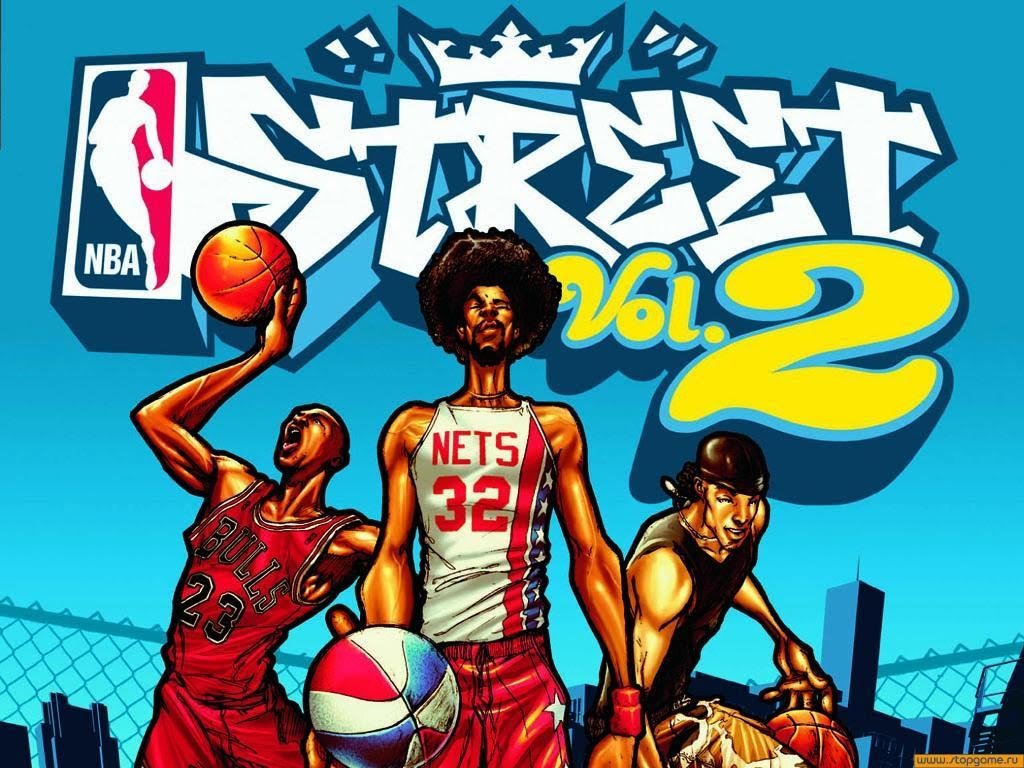 The iconic NBA Street Vol. 2