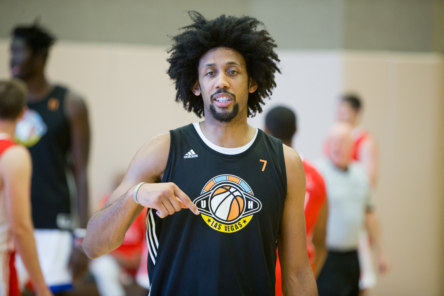 Josh Childress led runner-up Reincarnated (CA) to a 4-2 record at last weekend's tournament.