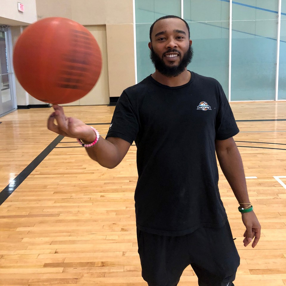 Speed Round - Where Are You from?Union, New JerseyFavorite Food?Crab LegsFavorite Basketball Move?In/out & HesitationFavorite NBA Player?Kobe BryantFavorite Workout Song?Mood dependent: Gospel, Hip-Hop, Rap, etc.
