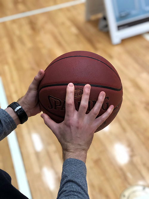 Speed round - Where Are You From?I was born in Spokane, WashingtonFavorite Food?Surf & TurfFavorite Basketball Move?In & out or double in & out attacking in transitionFavorite NBA Player?Kawhi Leonard.. but all-time is Michael JordanFavorite Workout Song?Something by Aphex Twin