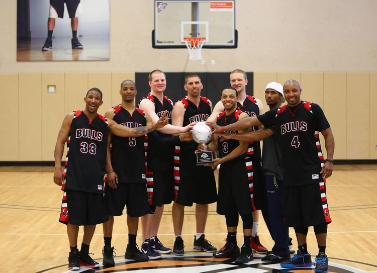 The Bulls after winning the 2013 national championship