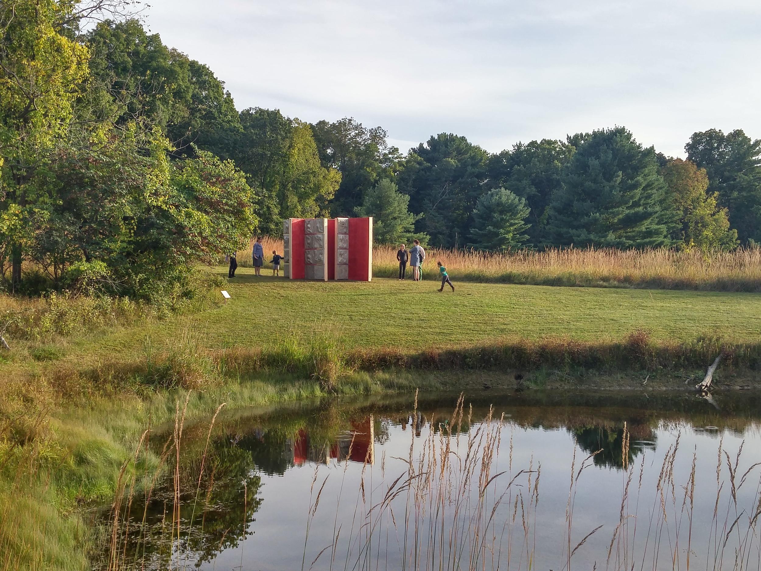 Species Wall Pavilion