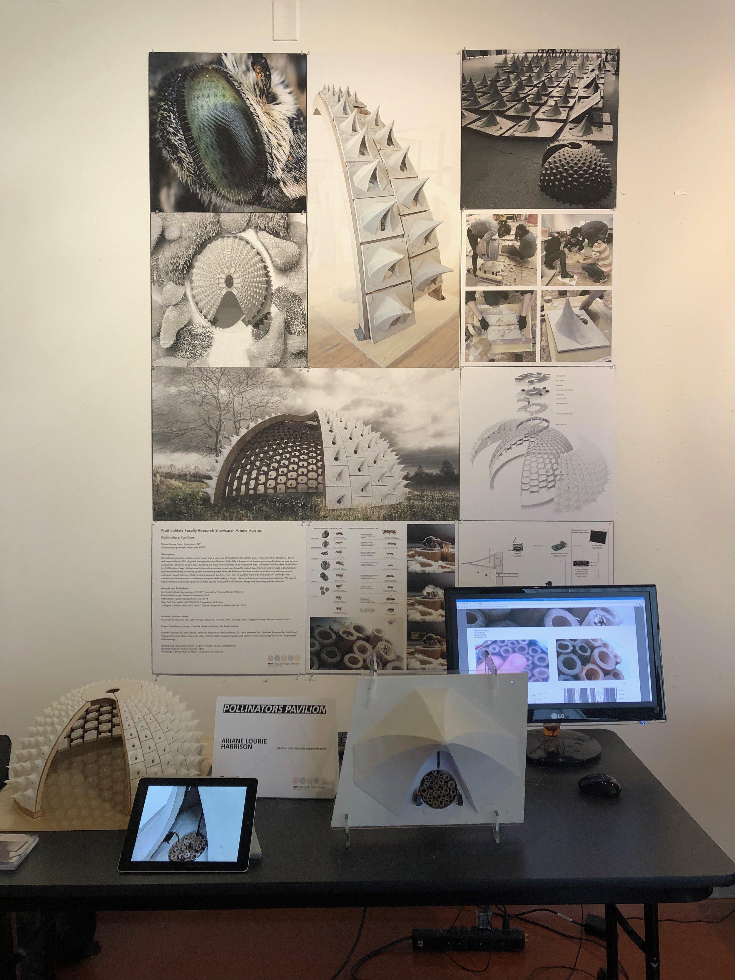 Pratt Institute, Research Open House, 2019
