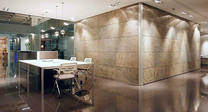 Sanjayani White Office Wall
