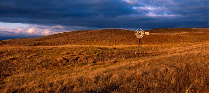 An iconicSandhills scene in beautiful Nebraska.