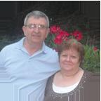 George + Lidia Iovescu •  retired  •Chicago, IL
