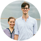 Kyle + Lacy Ellman •  web developer / author + spiritual director  • Seattle, WA