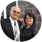 Viorel + Rodica Baban •  adult caregivers  • Bothell, WA