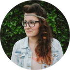 Rachel Berbec •  student + barista  • Raleigh, NC