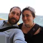 Ron + Julia Sparks •  eBay web designer / bicycle builder   • Corvallis, OR