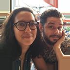 Daniel + Hannah Addington •  student / barista / travellers •  Asheville, NC