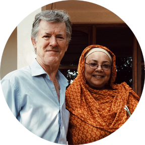 Rudolf Scheffer + Shamshad Rehmatullah Advisor / consultant for human rights + gender The Hague, Netherlands / Dar es Salaam, Tanzania