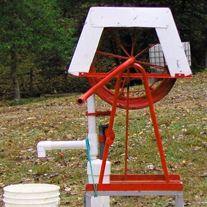 Pumping Water Technologies