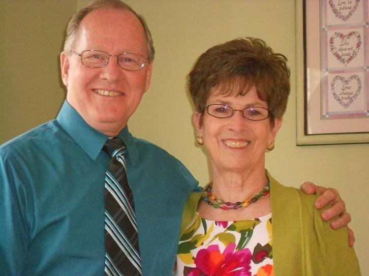 Harold and Brenda Bracken
