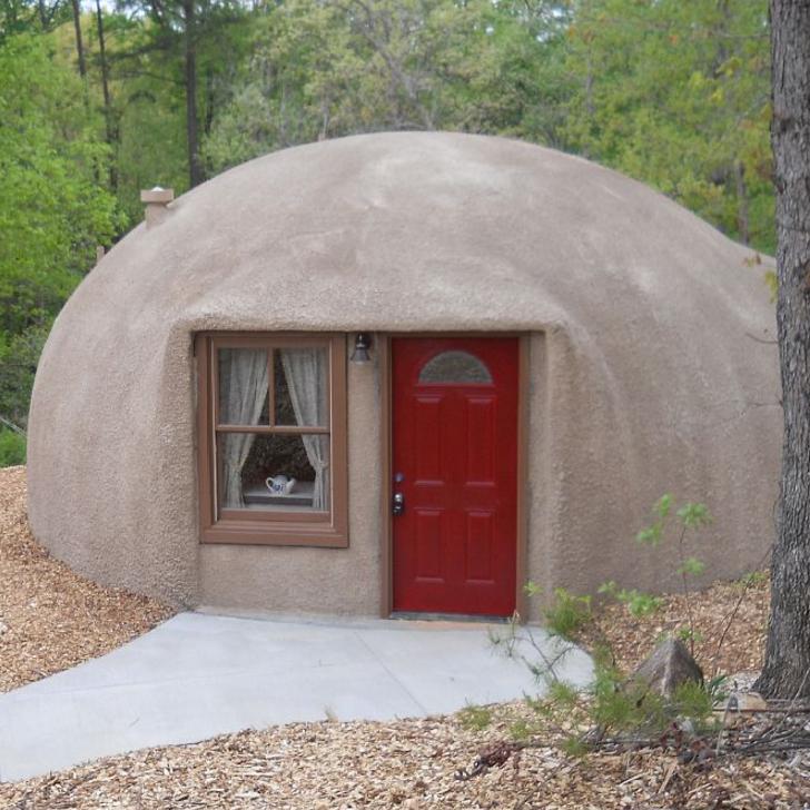 Concrete Dome Construction