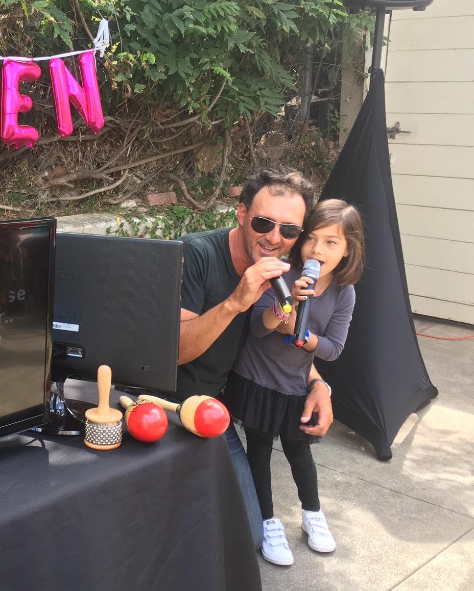 Kara Karaoke Father Daughter Duet.JPG