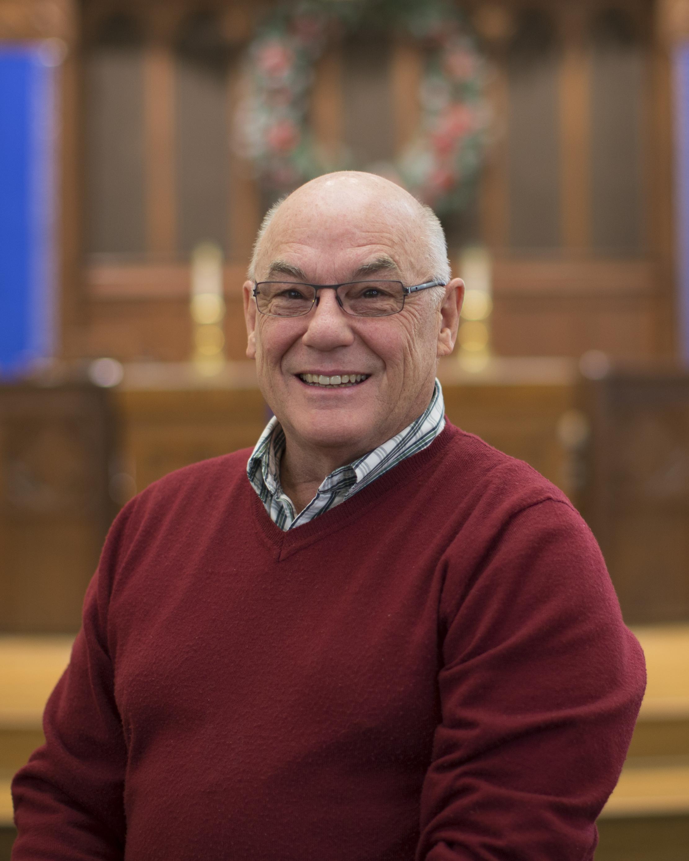 Greg Carpenter - Director of Choir & Bells
