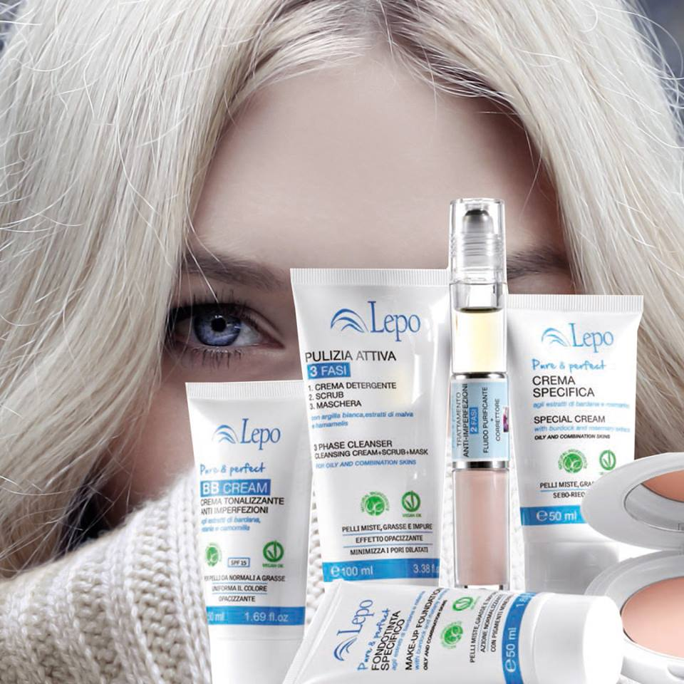 Click to view - Pure & Perfect Range For Oily Skin