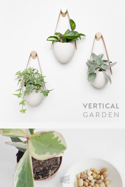 Even with limited space, you can bring the garden indoors with an indoor living wall.A vertical garden or green wall inside your home not only utilizes this otherwise unusable space, it helps remove toxins and purify the air. Bring the nature inside your home!