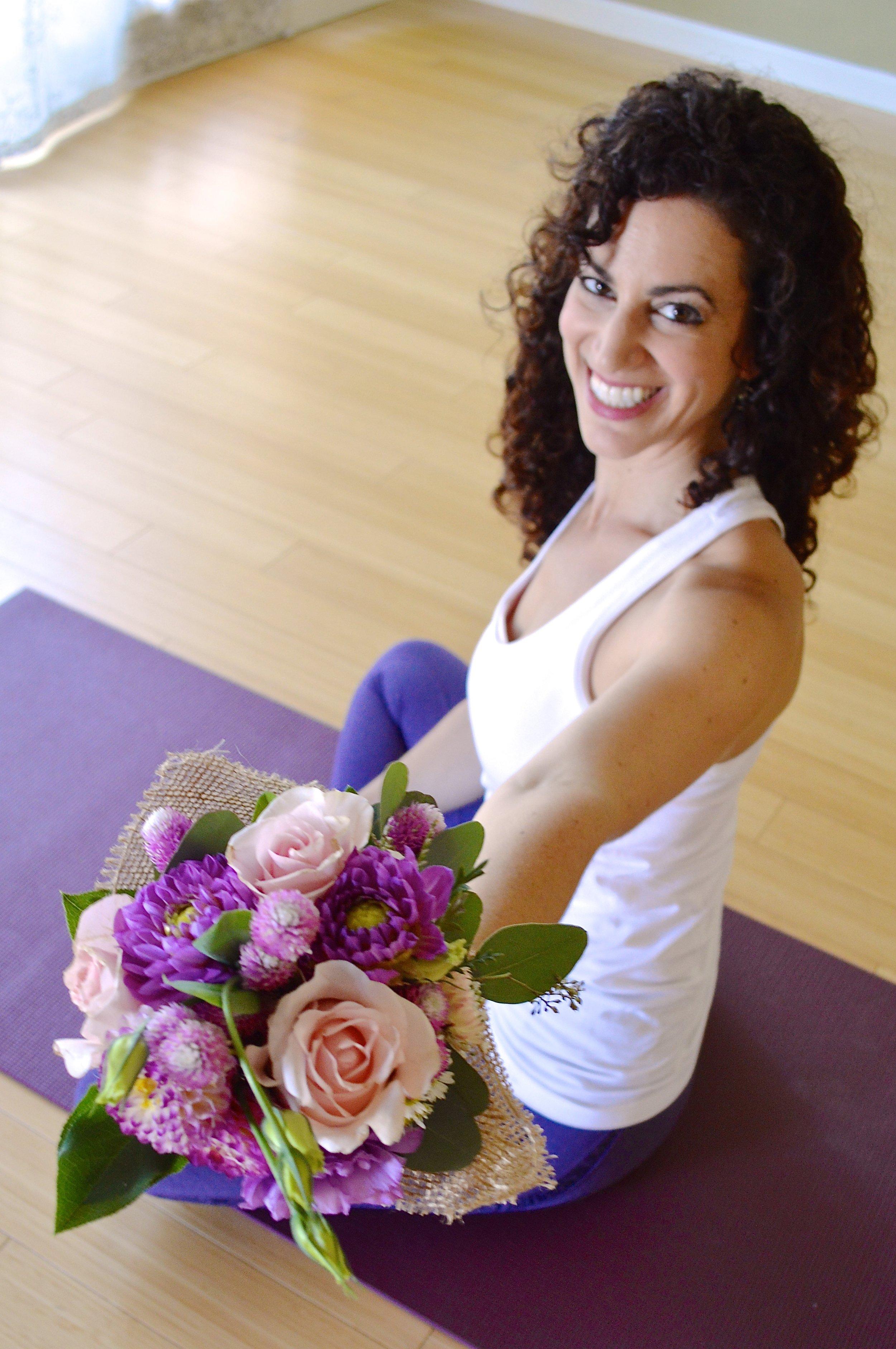 Wedding Wellness Program - 6 weeks of customized Yoga & Meditation practices, plus a personalized Nutrition ProgramDesigned by Robin Wilner…The Nutritious Yogini!