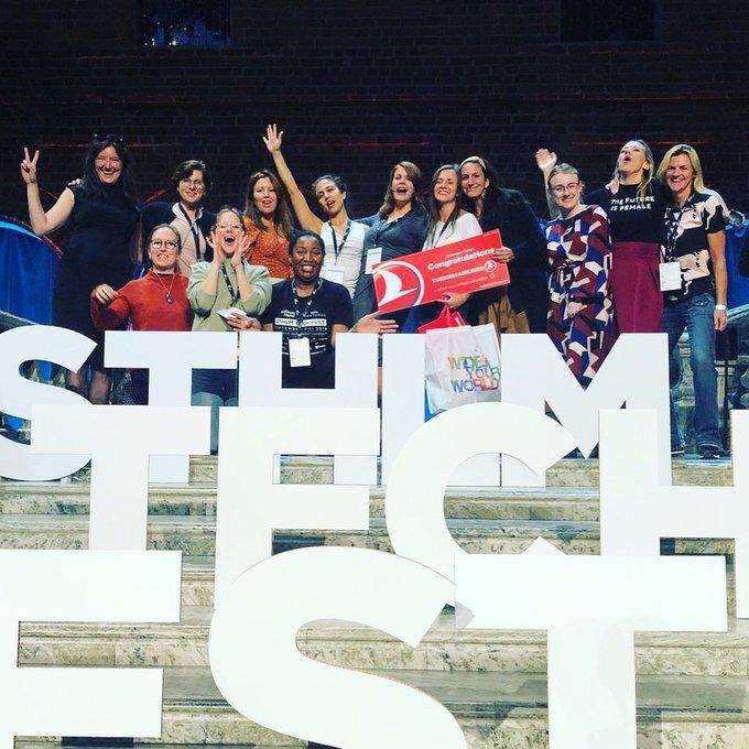 YLabs at STHLM tech fest in Sweden.jpg
