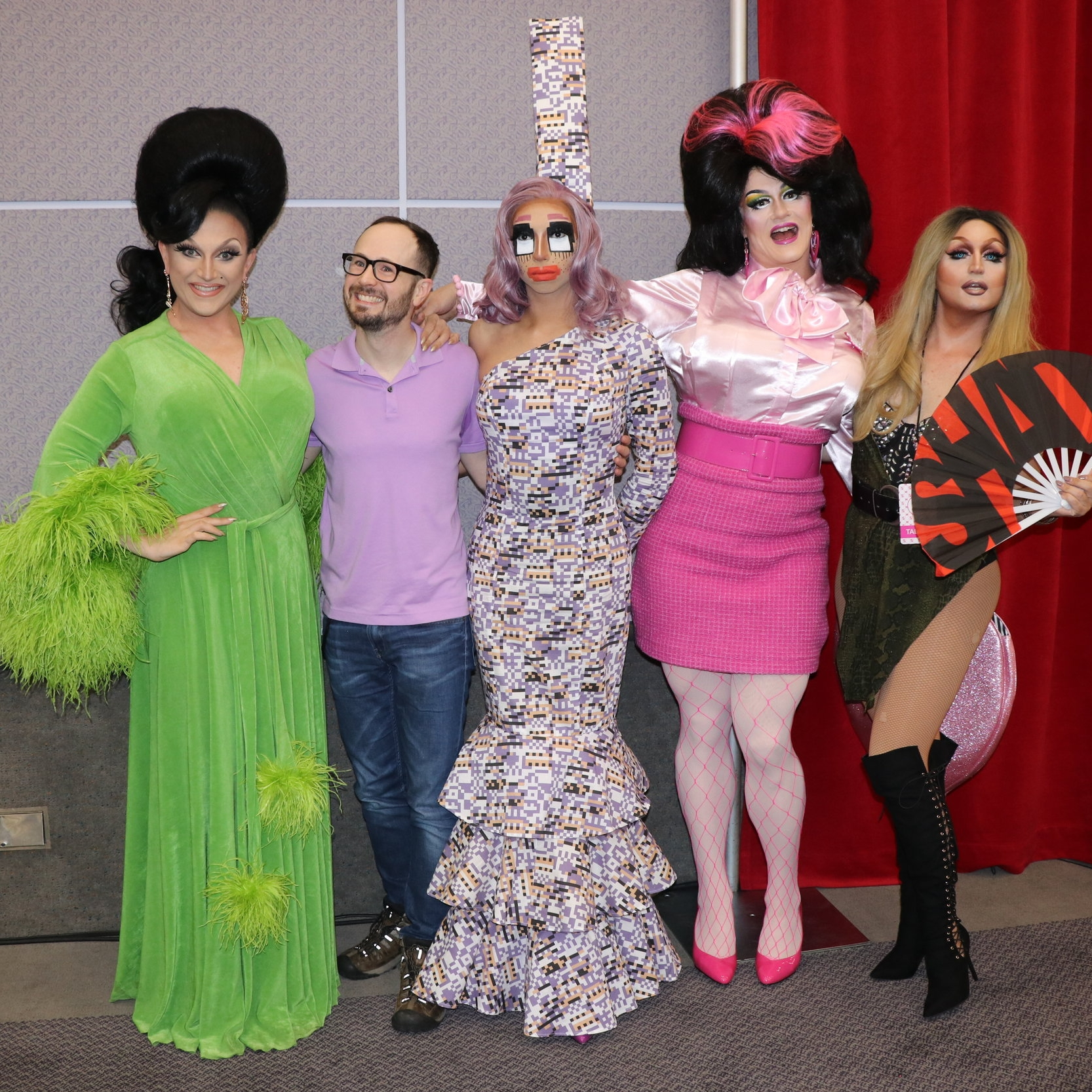 Dungeons and Drag Queens!