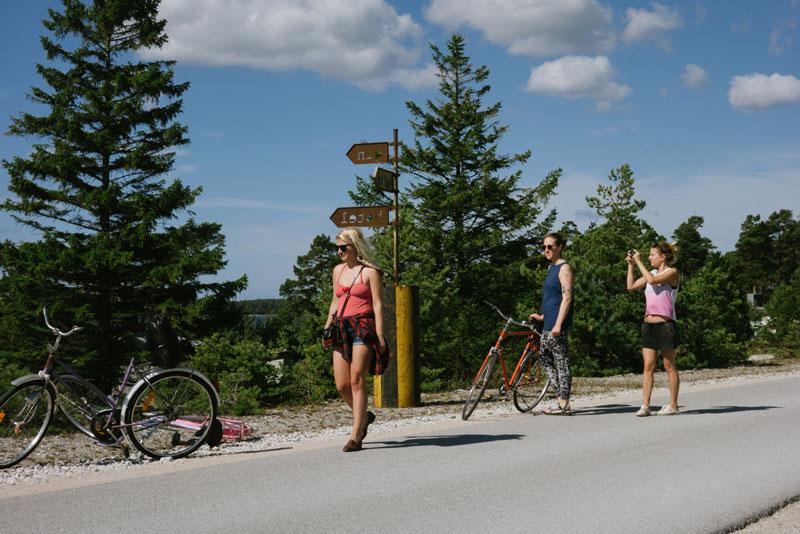 2 utflykter på norra Gotland - laxboden i lergrav och furillen