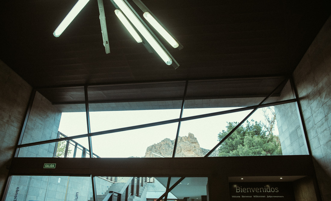 Spa i Spanien på Balneariod De Archena reseblogg