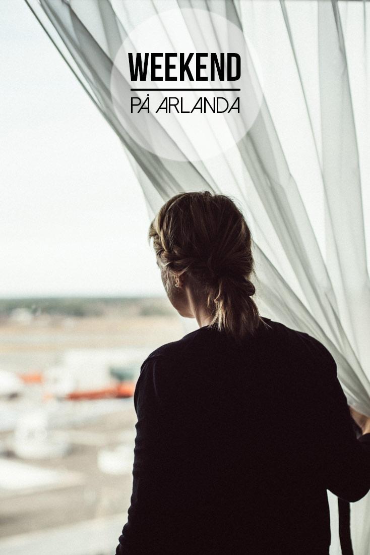 Weekend och staycation på Clarion hotel Arlanda Stockholm
