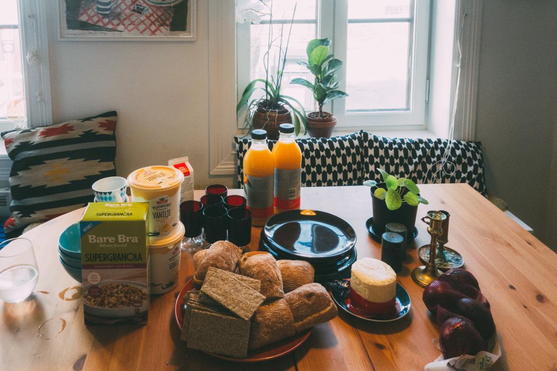 Frukost i Oslo