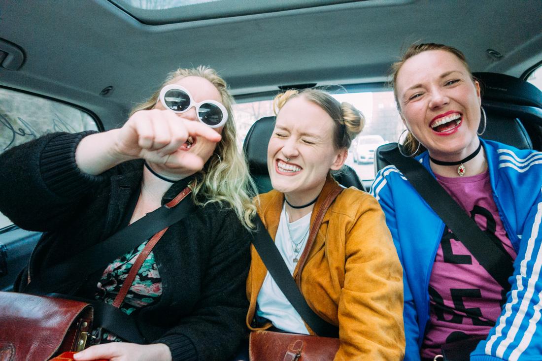 åka taxi oslo fest 90-tal we love the 90s