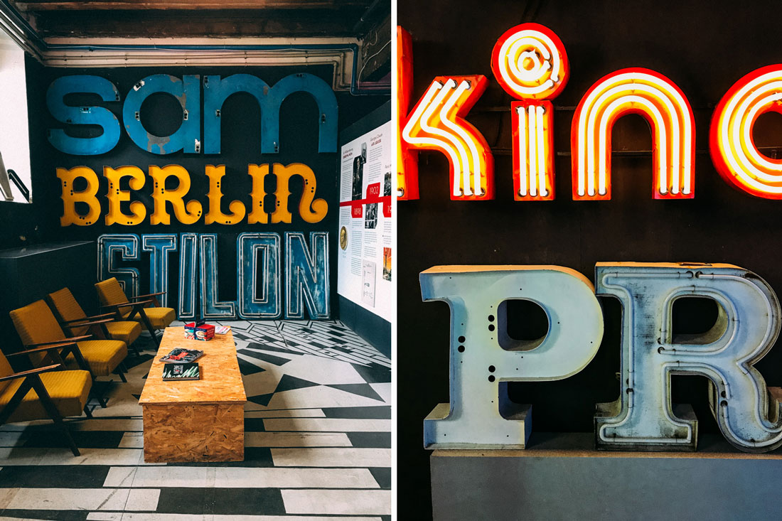 Annorlunda saker att göra i Warszawa Neon museum