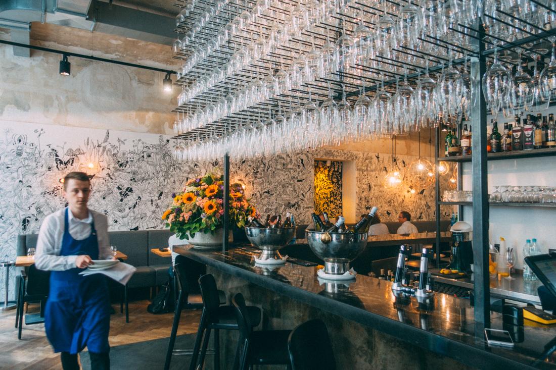 Kieliszki na Proznej är ett tips i min guide till bra restauranger och caféer i Warszawa