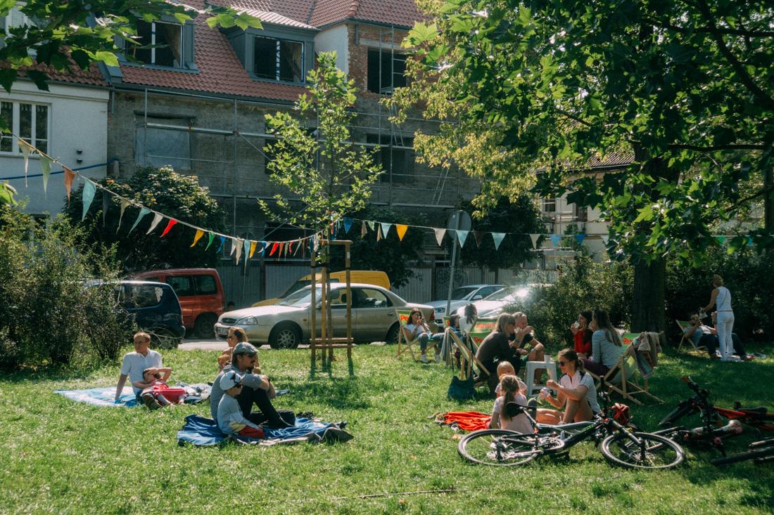 Guide med tips på bra restauranger och caféer i Warszawa, besök breakfast market och ät din lunch som picknick