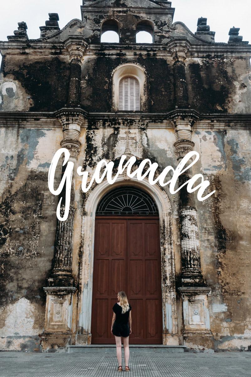 kyrka i granada nicaragua - jeanette seflin